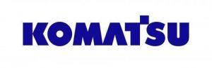 Komatsu logo, RGB color